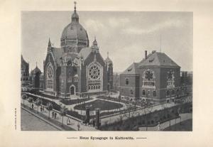 Katowice Synagoge
